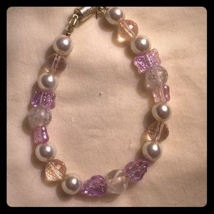 Hand crafted, one of a kind, bracelet